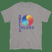 Yin & Yang Ultra Cotton T-Shirt Sport-Grey