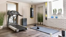 Pilates Studio - Amelia Carter Interiors