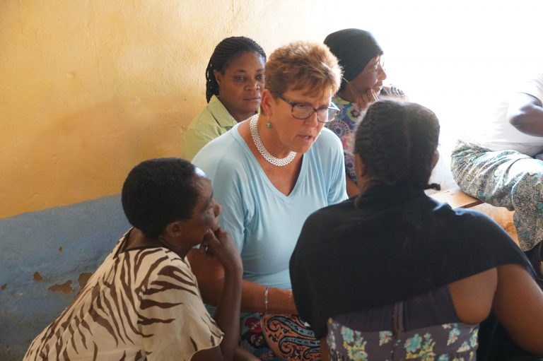 Impactful Women's Ministry – Pen Pal to Refugee Women in Uganda