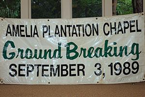 Amelia Plantation Chapel History