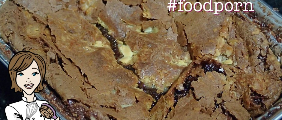 Blog: Presente de Páscoa - Brownie do Jamie Oliver