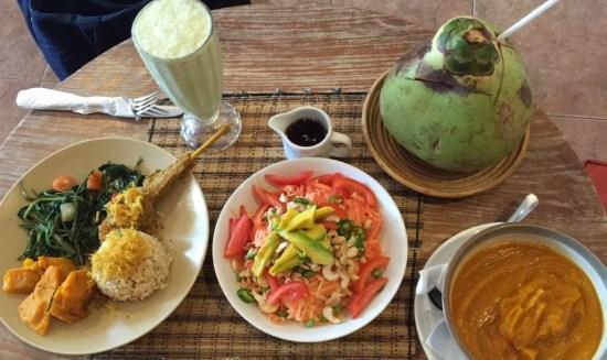 Bali_lunch