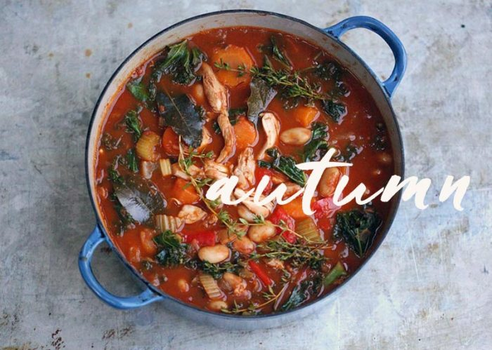 Autumn Dish Inspiration