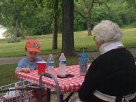 Grandma Hope & Bront