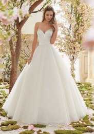 MORI LEE 6831 - SIZE 12 - WAS £825 - NOW £400