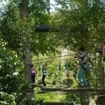 parc accrobranche forest aventure pass'amélie les bains