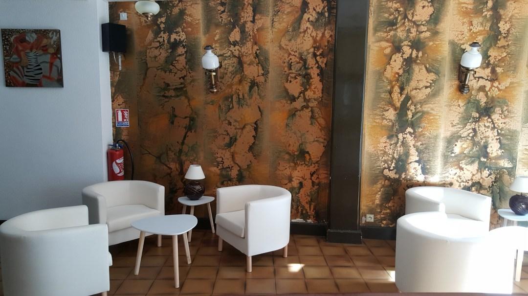 hôtel le palmarium