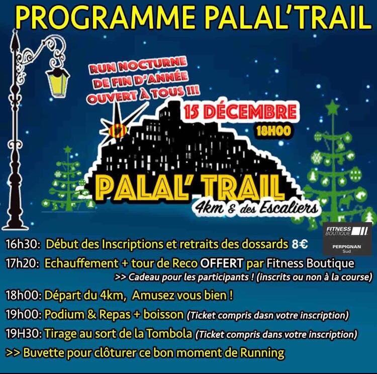 trail course amélie