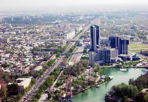 Quels sont les modes de transport dans la capitale Tachkent en Ouzbékistan ?