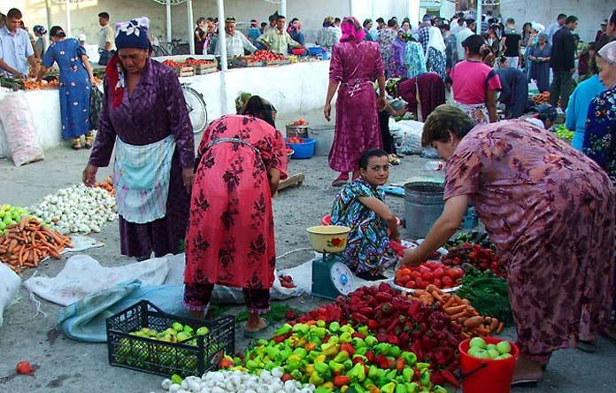 Récit d'un séjour en Ouzbékistan, au coeur de l'Asie centrale