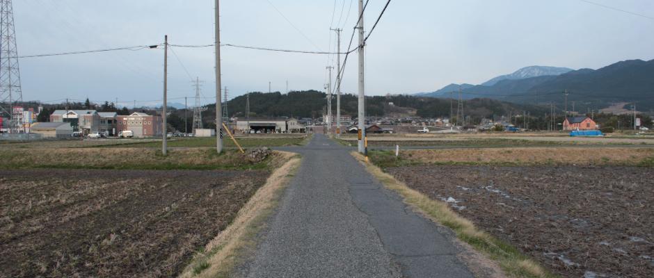 À la (triste) découverte de la ville d'Ena, étape sur notre trajet pour Iwamura