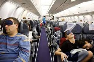 voyage long courrier en avion
