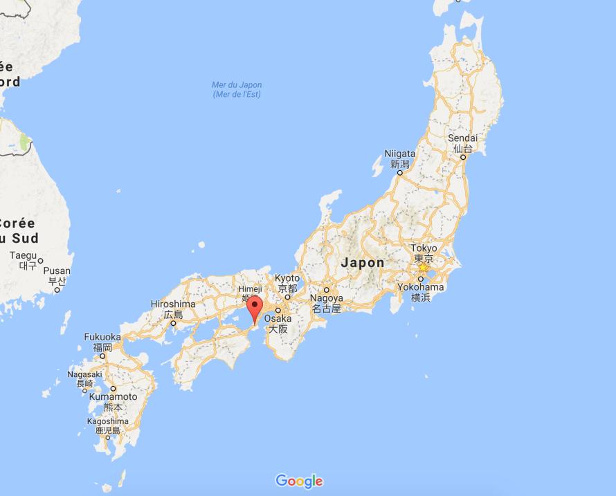Washi - carte