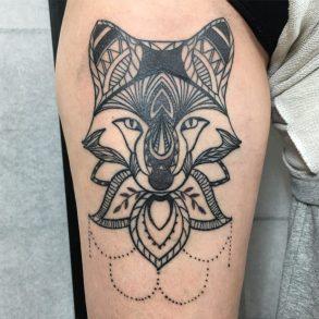 Tatouage Hachi #11