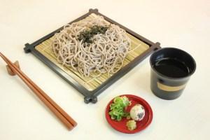 Nourriture japonaise - soba