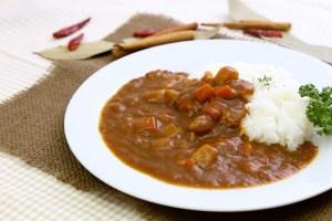 Nourriture japonaise - Curry