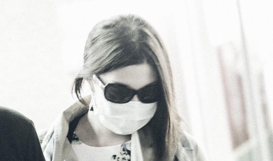 masque sanitaire au Japon anonymat