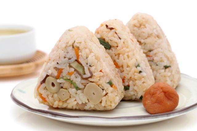 Onigiri, boule de riz