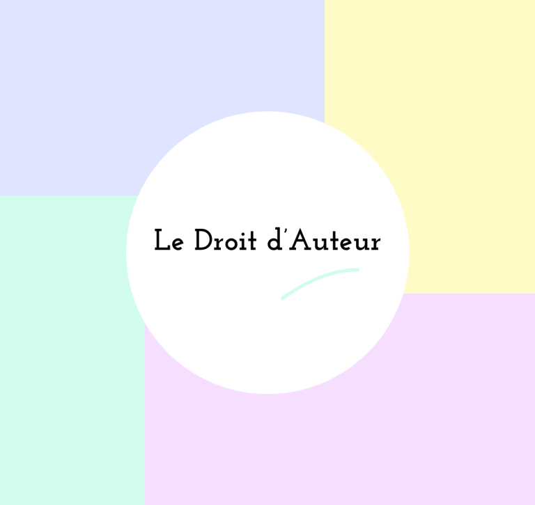 Droits d'auteurs comment faire Article Blog Amélie Rimbaud Graphic Designer Interface Direction artistique Nice Alpes-Maritimes