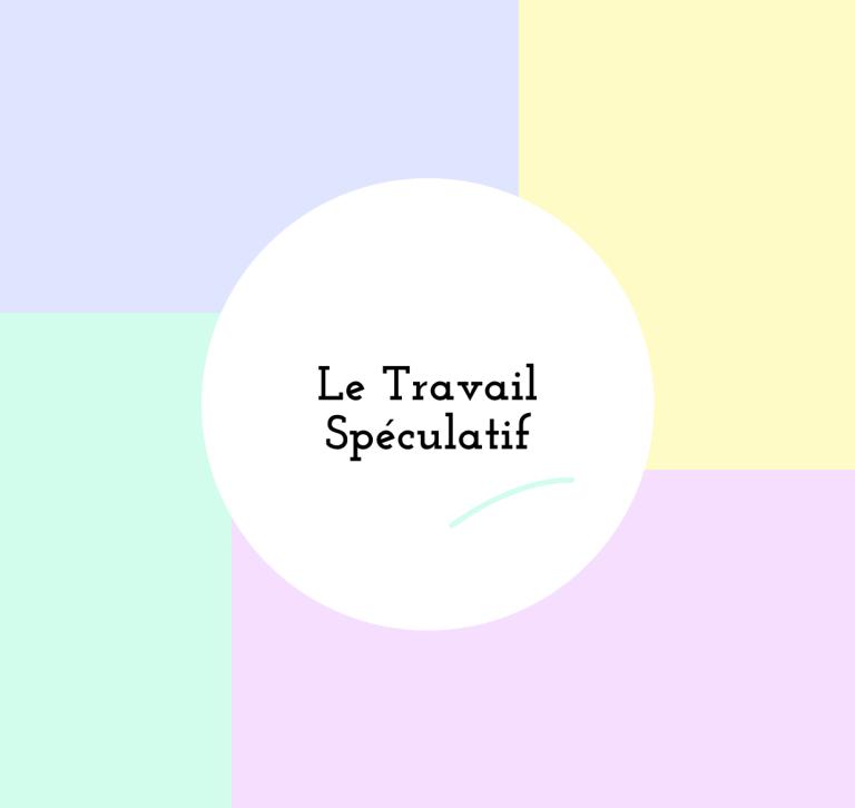 Travail spéculatif travail gratuit Article Blog Amélie Rimbaud Graphic Designer Interface Direction artistique Nice Alpes-Maritimes