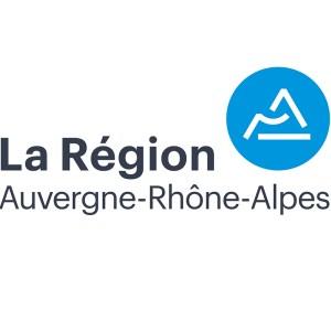 Logo La Région Auvergne-Rhone-Alpes