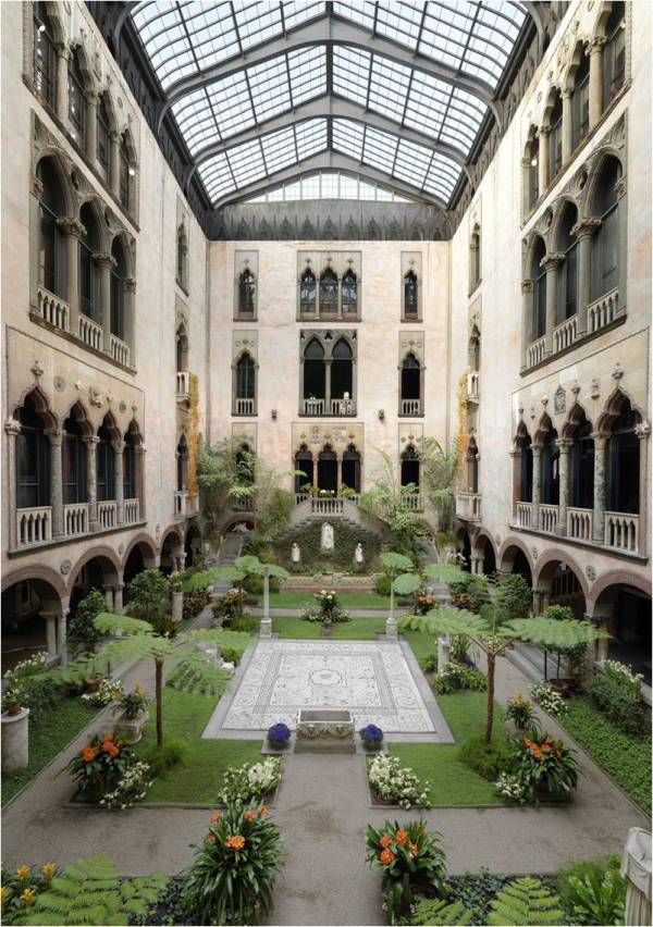 Life And Museum Of Isabella Stewart Gardner Lost In