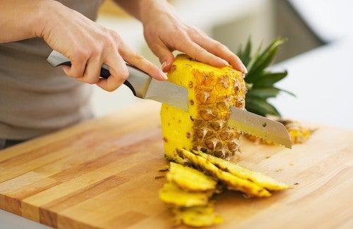 L'ananas comme allié minceur, idéal pour purifier l'organisme
