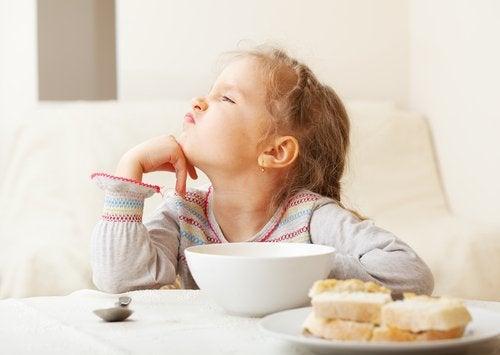 Comment détecter le syndrome de l'alimentation sélective