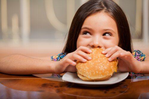 le syndrome de l'alimentation sélective est un problème psychologique