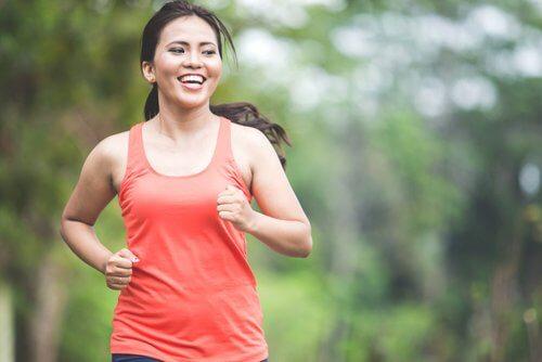 faire de l'exercice physique