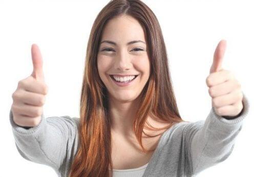 le rire nous rend plus positif