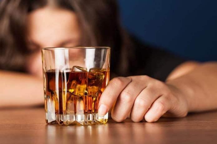 boire de l'alcool