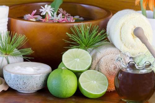 Masque au citron pour les peaux sensibles
