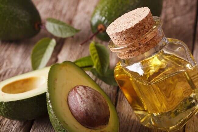Treatment with Avocado Stone and Olive Oil