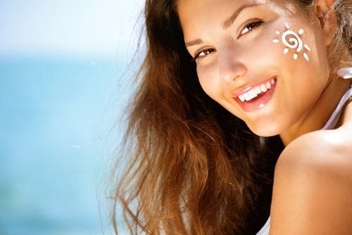 daily sun protection to obtain a perfect face