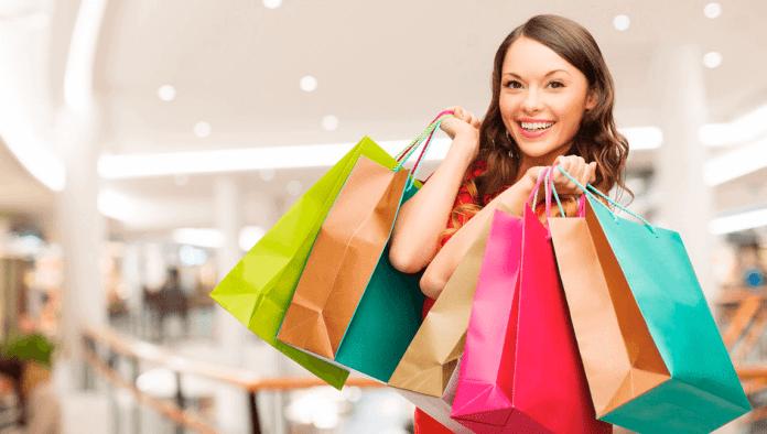 faire du shopping pour maigrir