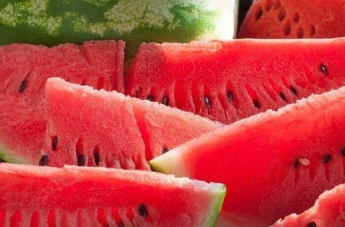 La pastèque aide à perdre du poids