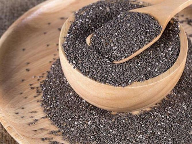 Les graines de chia pour brûler les graisses