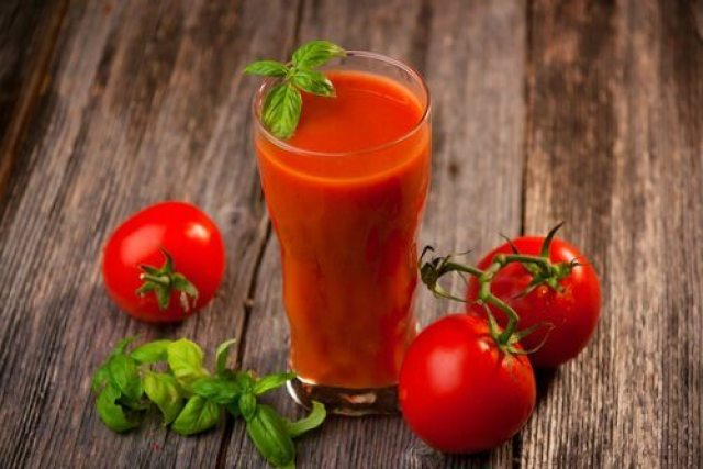 la tomate contre l'insolation
