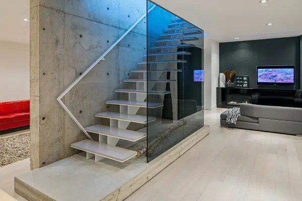 Maison Contemporaine Ultra Lumineuse De Guido Costantino
