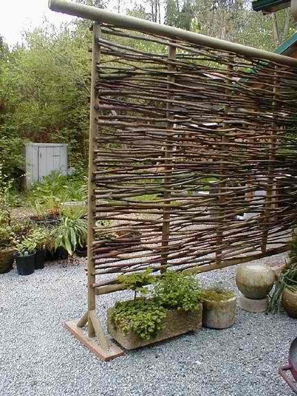 Palissade jardin : 20 matériaux originaux pour clôturer