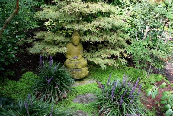 aménagement de jardin japonais