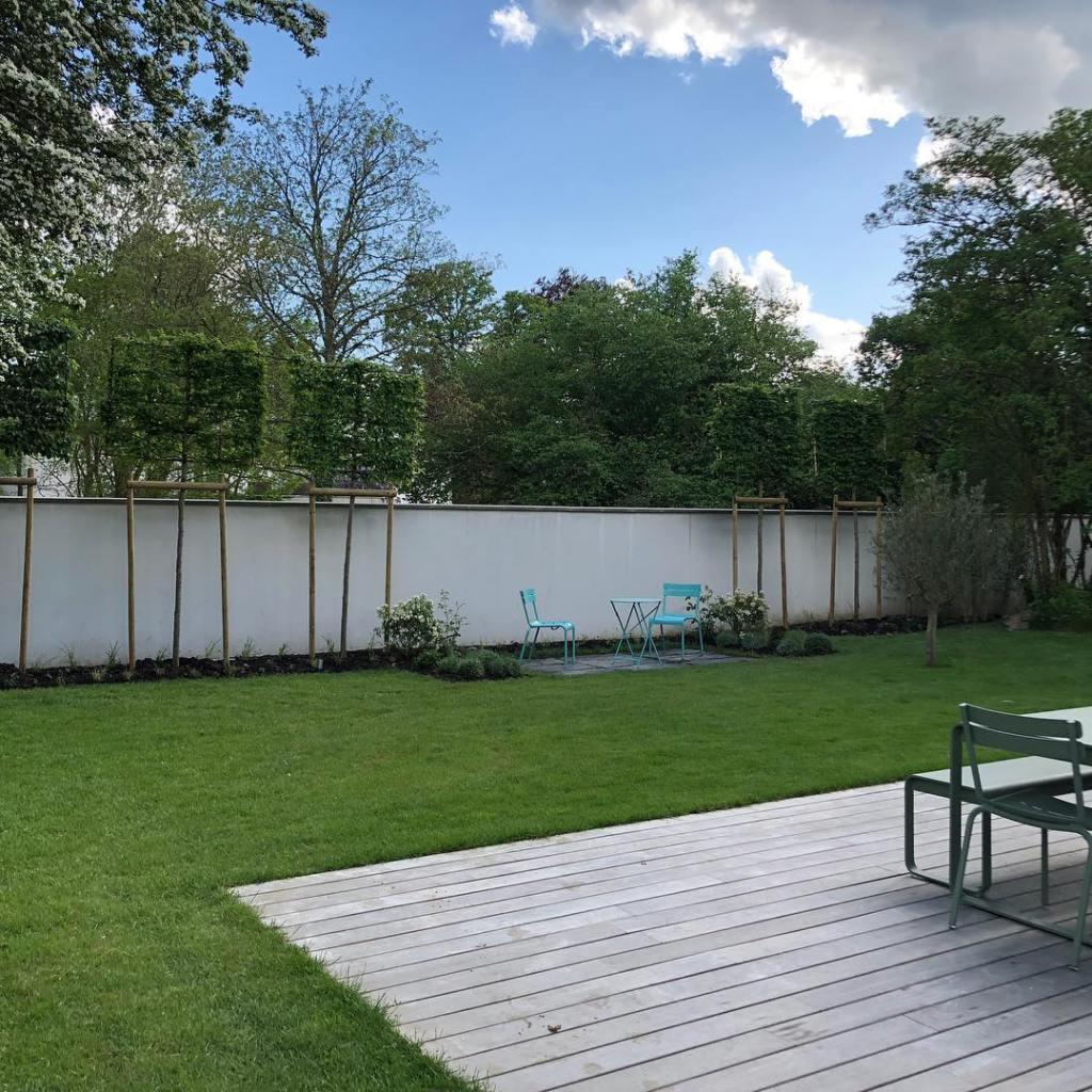 terrasse ipé grisée entretien