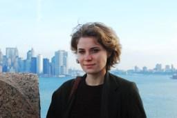 Literary Editor- Elise Le Sage