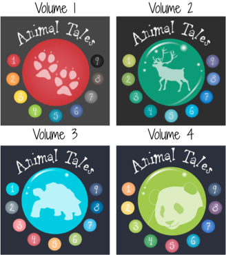 Animal Tales- Volume 4
