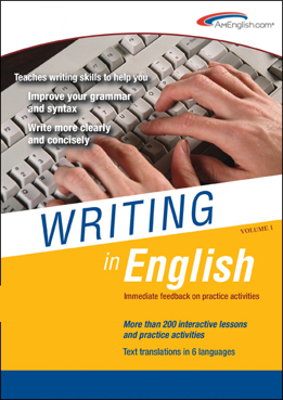 Writing In English - High Beginning+
