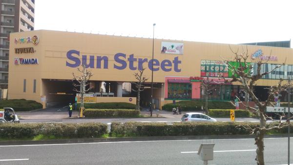 Sun Street Kameido サンストリート亀戸