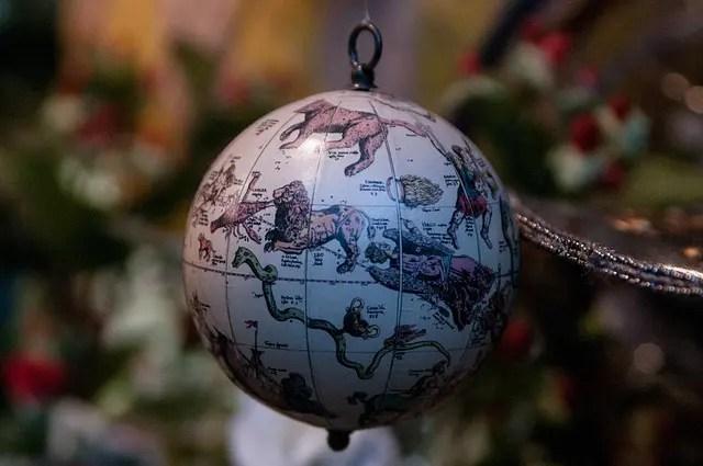 星座の球体