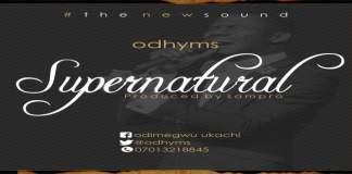 "New Music: ""Supernatural"" - Odhymz"