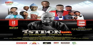 News: Spaghetti Records Presents 1stBon Live tagged 1st Impression – Chapter 3